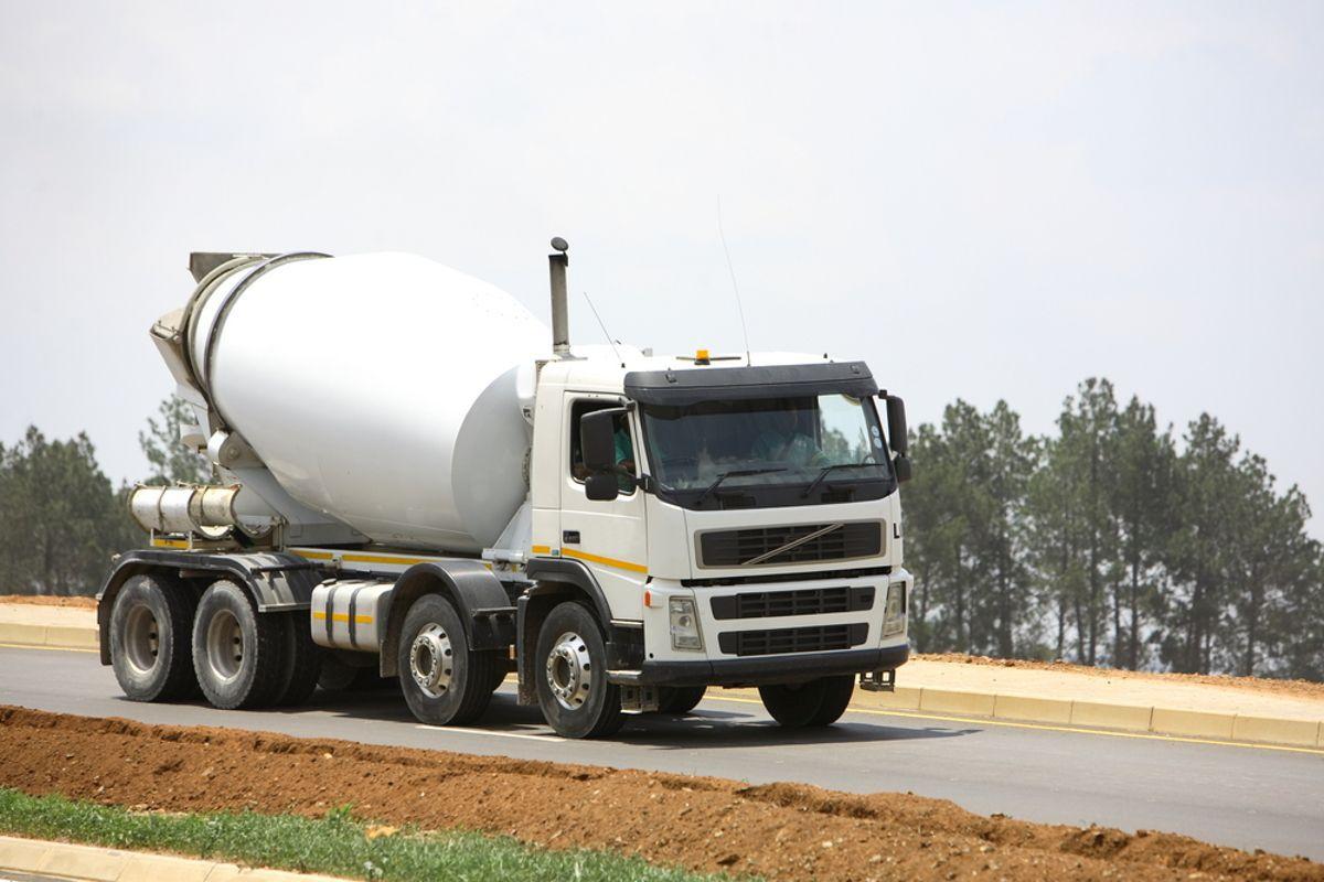 Doprava betonu mix - DK Beton